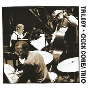 Chick Corea - Trilogy album cover.