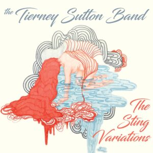Tierney Sutton - The Sting Variations album cover.