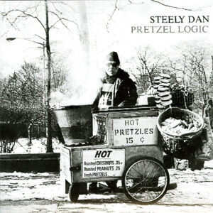 Cover of Pretzel Logic album.