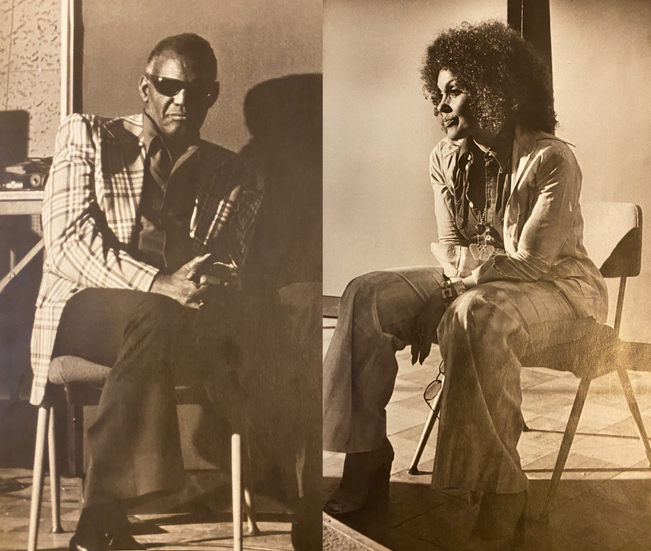 ray charles and cleo laine
