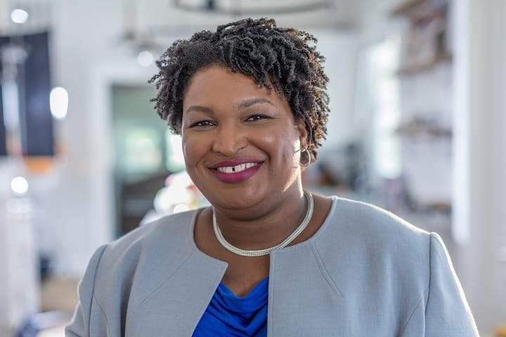 Stacey Abrams - Founder of Fair Fight Action